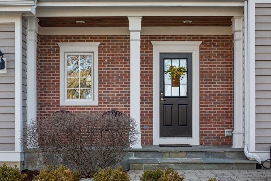 Real Estate Photography - 337 W. Oak Avenue, Wheaton, IL, 60187 - Side Entrance