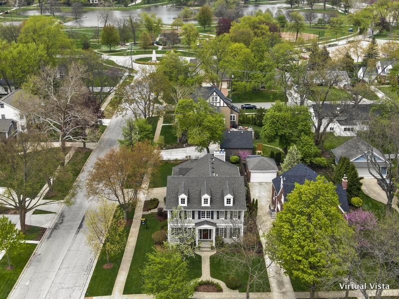 Real Estate Photography - 337 W. Oak Avenue, Wheaton, IL, 60187 -