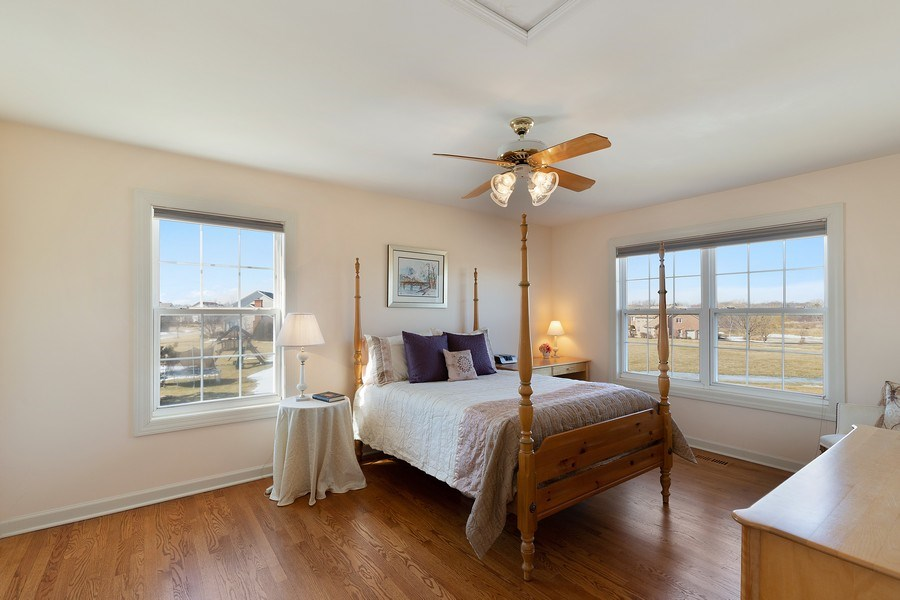 Real Estate Photography - 18 Hawthorn Grove Drive, Hawthorn Woods, IL, 60047 - 3rd Bedroom