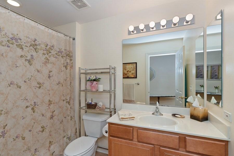 Real Estate Photography - 18 Hawthorn Grove Drive, Hawthorn Woods, IL, 60047 - Bathroom