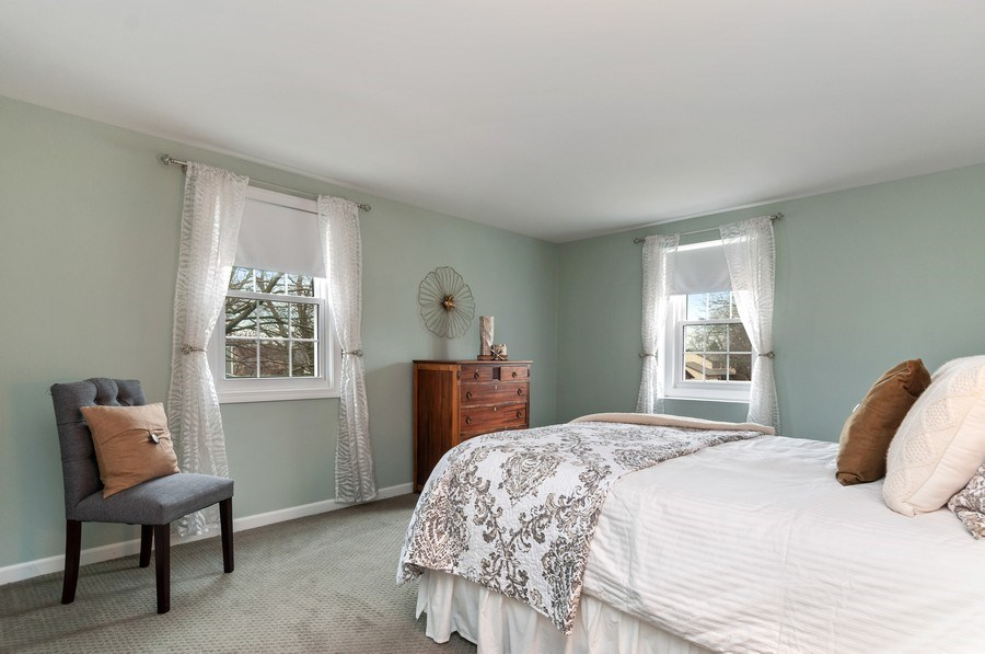 Real Estate Photography - 201 N. Birchwood Drive, Naperville, IL, 60540 - 3rd Bedroom