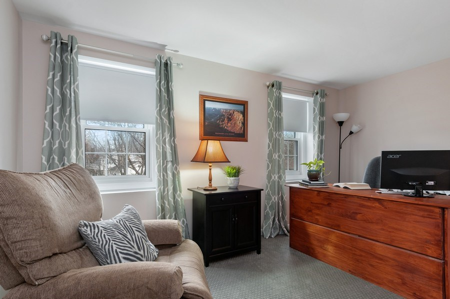 Real Estate Photography - 201 N. Birchwood Drive, Naperville, IL, 60540 - 4th Bedroom/Office
