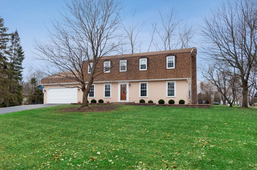 Real Estate Photography - 201 N. Birchwood Drive, Naperville, IL, 60540 - Front View
