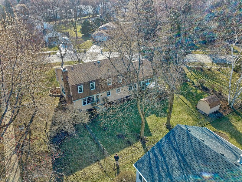 Real Estate Photography - 201 N. Birchwood Drive, Naperville, IL, 60540 -
