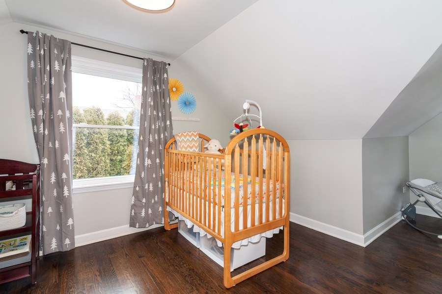 Real Estate Photography - 436 Gierz Street, Downers Grove, IL, 60515 - 2nd Bedroom