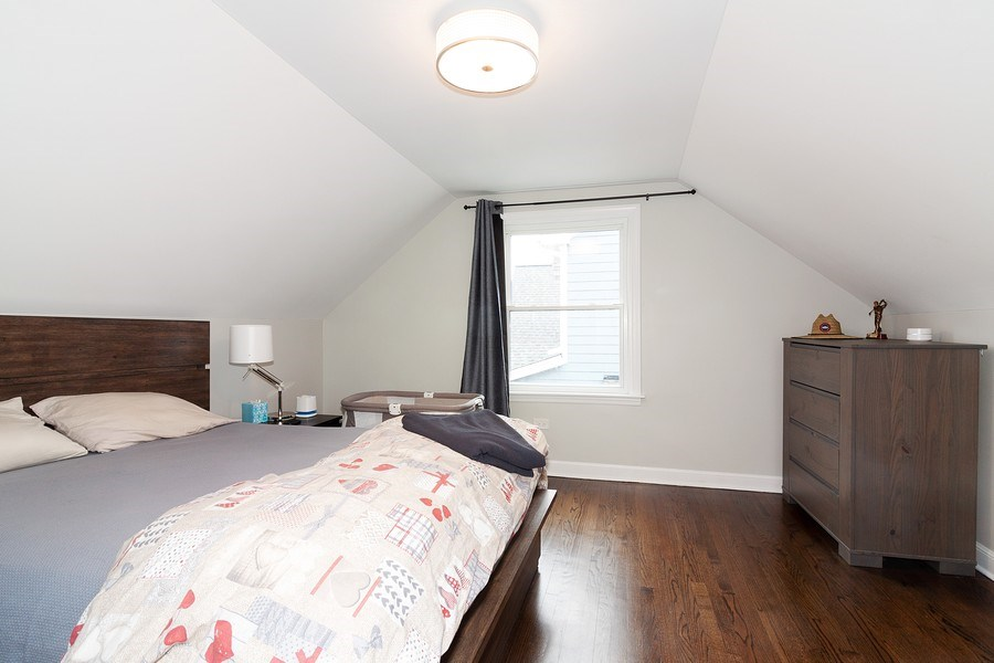 Real Estate Photography - 436 Gierz Street, Downers Grove, IL, 60515 - 3rd Bedroom