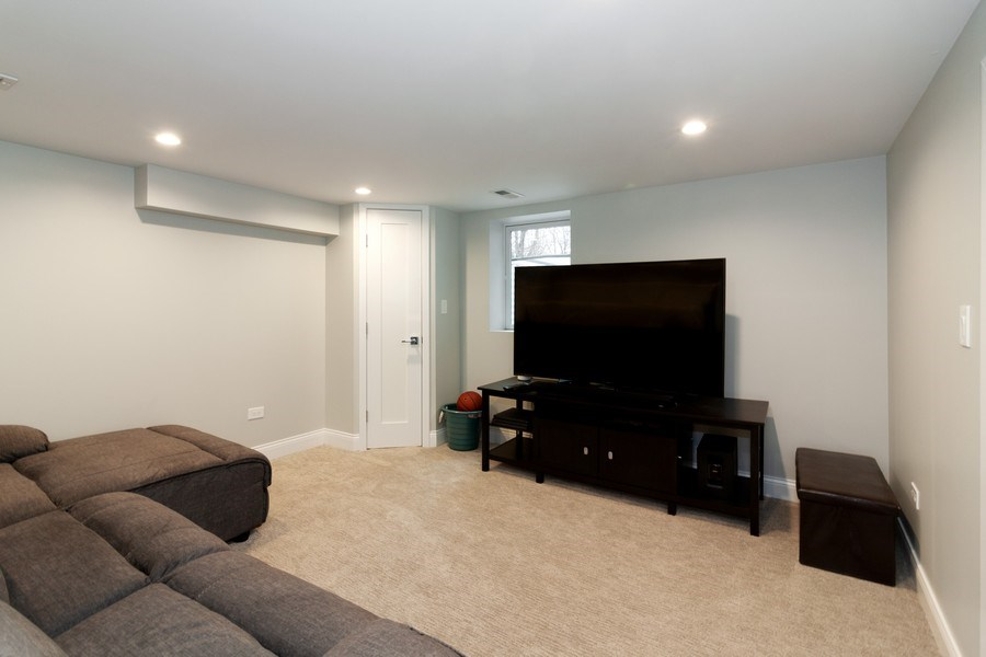 Real Estate Photography - 436 Gierz Street, Downers Grove, IL, 60515 - Basement
