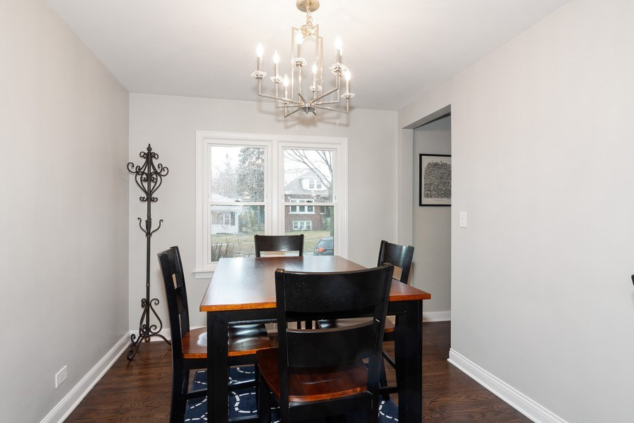 Real Estate Photography - 436 Gierz Street, Downers Grove, IL, 60515 - Dining Area