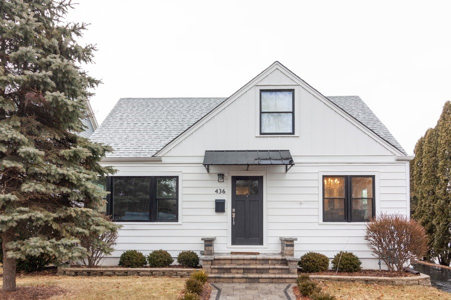 Real Estate Photography - 436 Gierz Street, Downers Grove, IL, 60515 - Front View