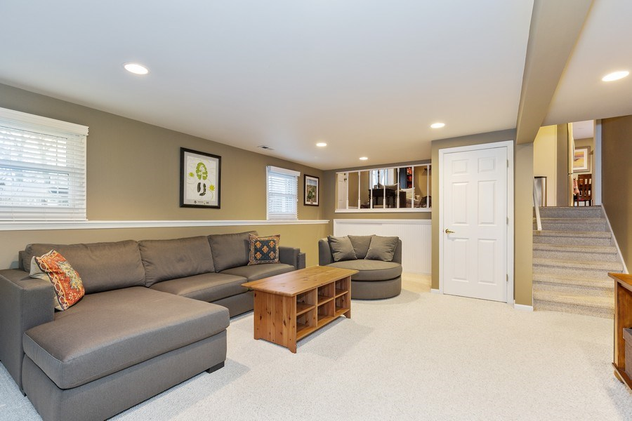 Real Estate Photography - 314 HIGHLAND Road, Willowbrook, IL, 60527 - Lower Level