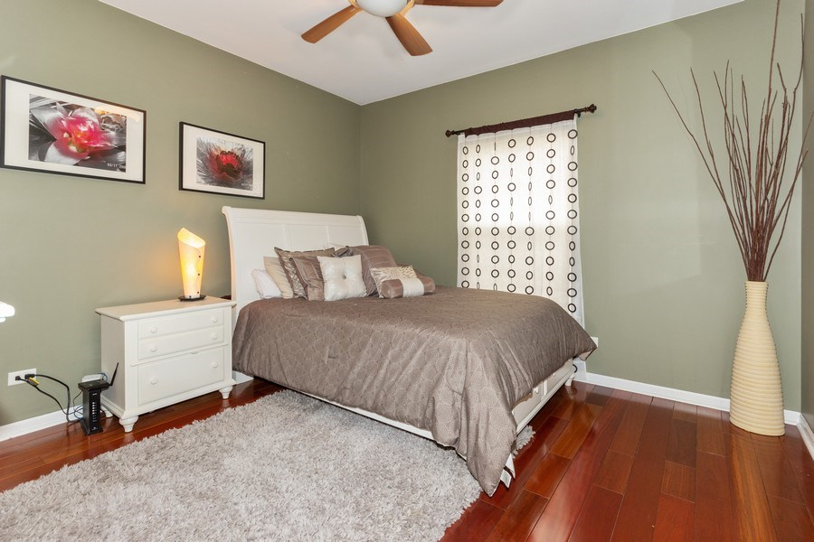 Real Estate Photography - 13602 Rockefeller Circle, Plainfield, IL, 60544 - 5th Bedroom (Main Level)