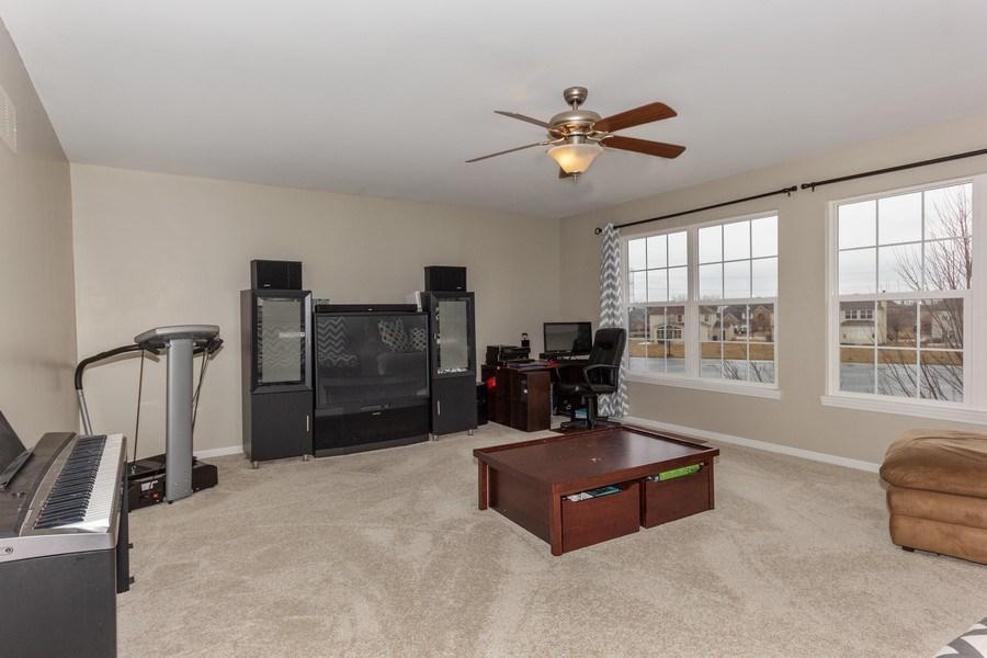 Real Estate Photography - 13602 Rockefeller Circle, Plainfield, IL, 60544 - Bonus Room