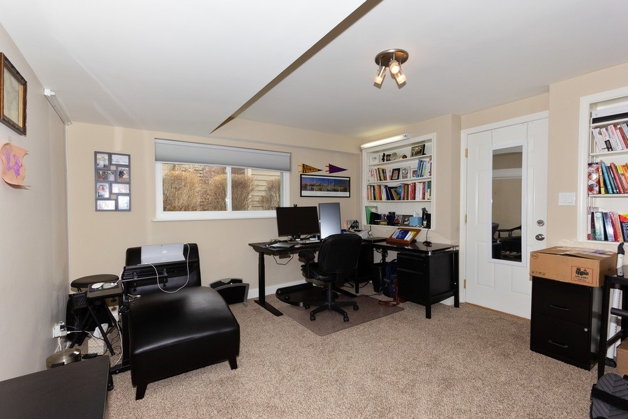 Real Estate Photography - 925 Kennebec Lane, Naperville, IL, 60563 - 4th Bedroom