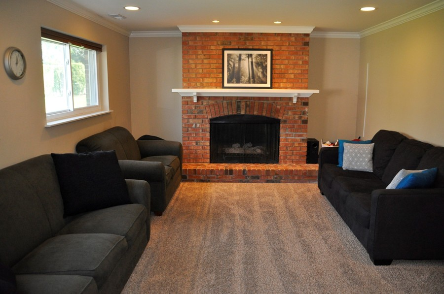 Real Estate Photography - 925 Kennebec Lane, Naperville, IL, 60563 -