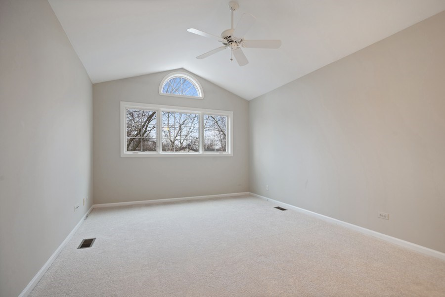 Real Estate Photography - 3052 North Daniels Ct, 201, Arlington Heights, IL, 60004 - Master Bedroom