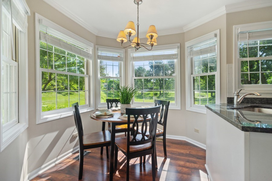 Real Estate Photography - 3052 North Daniels Ct, 201, Arlington Heights, IL, 60004 - Dining Area 2