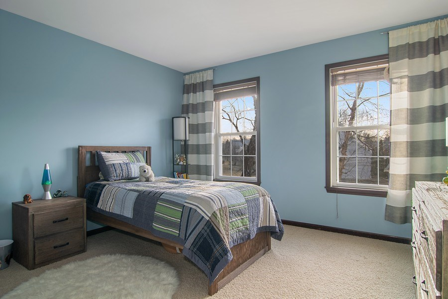 Real Estate Photography - 1456 Polo Drive, Bartlett, IL, 60103 - 3rd Bedroom