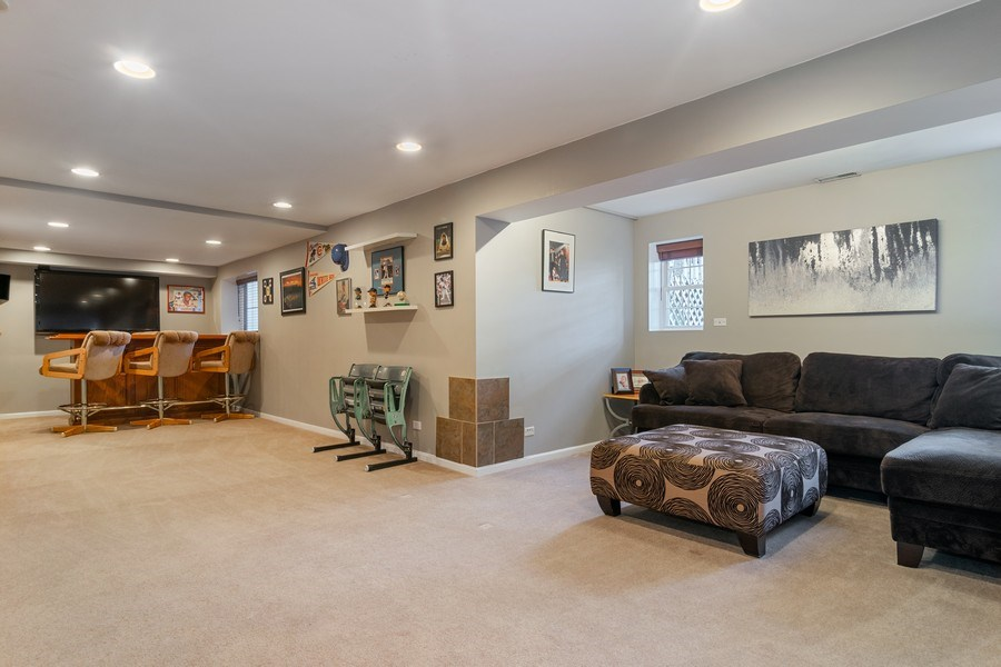 Real Estate Photography - 1456 Polo Drive, Bartlett, IL, 60103 - Recreational Area