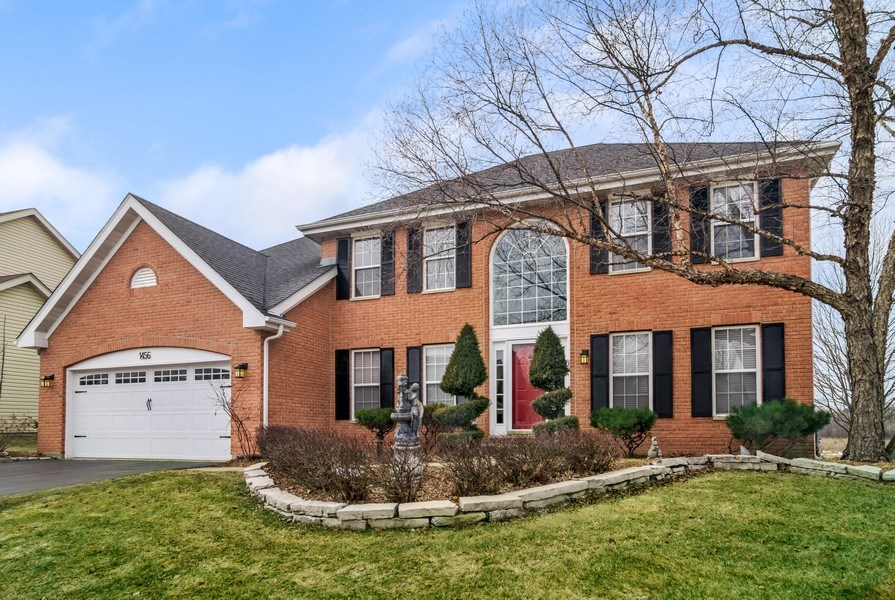 Real Estate Photography - 1456 Polo Drive, Bartlett, IL, 60103 - Front View