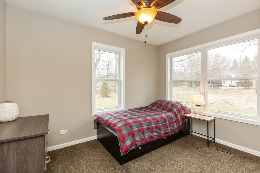 Real Estate Photography - 6503 Sycamore Court, Mchenry, IL, 60050 - 2nd Bedroom
