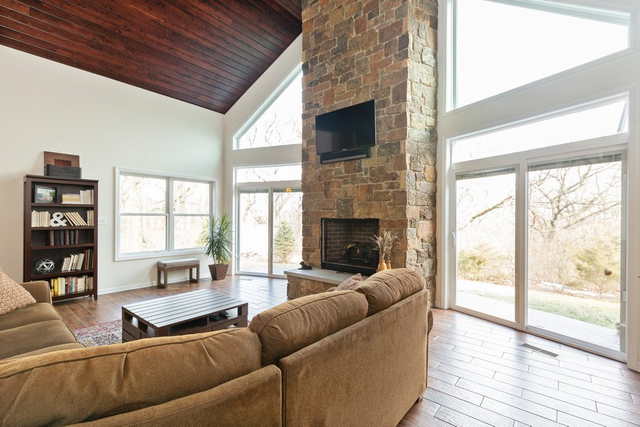 Real Estate Photography - 6503 Sycamore Court, Mchenry, IL, 60050 - Family Room