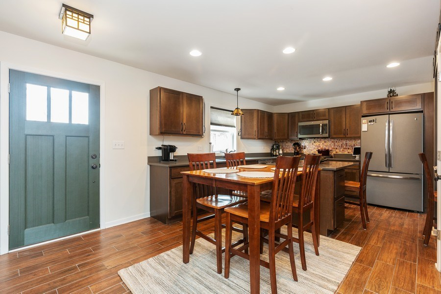 Real Estate Photography - 6503 Sycamore Court, Mchenry, IL, 60050 - Dining Room