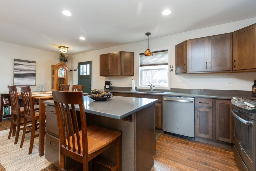 Real Estate Photography - 6503 Sycamore Court, Mchenry, IL, 60050 - Kitchen
