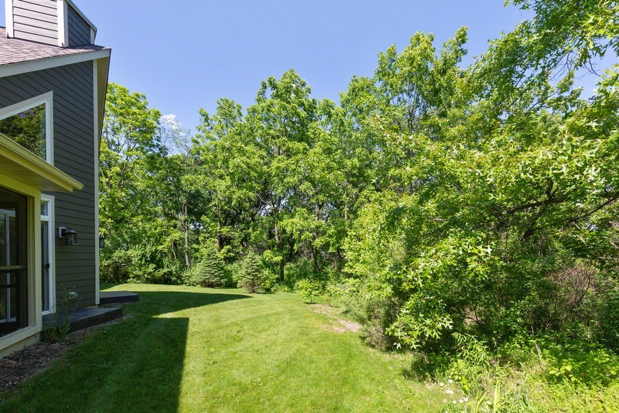 Real Estate Photography - 6503 Sycamore Court, Mchenry, IL, 60050 - Side View