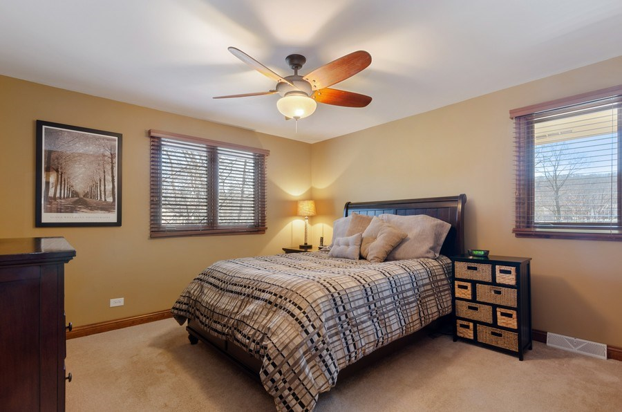 Real Estate Photography - 1065 N. Harrison Street, Algonquin, IL, 60102 - 2nd Bedroom