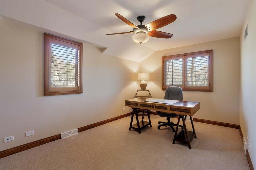 Real Estate Photography - 1065 N. Harrison Street, Algonquin, IL, 60102 - 3rd Bedroom