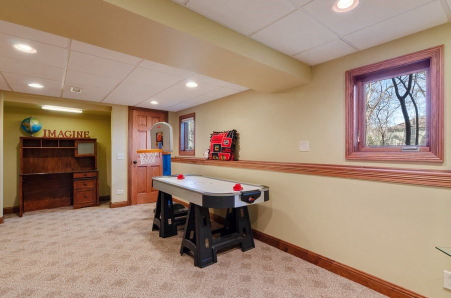 Real Estate Photography - 1065 N. Harrison Street, Algonquin, IL, 60102 - 4th Bedroom
