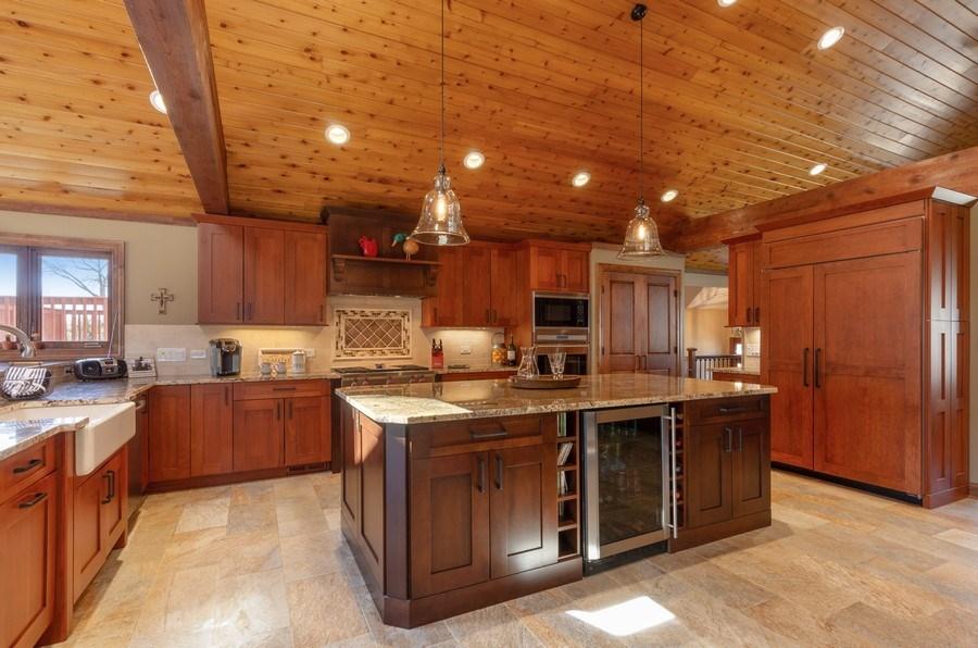Real Estate Photography - 1065 N. Harrison Street, Algonquin, IL, 60102 - Kitchen