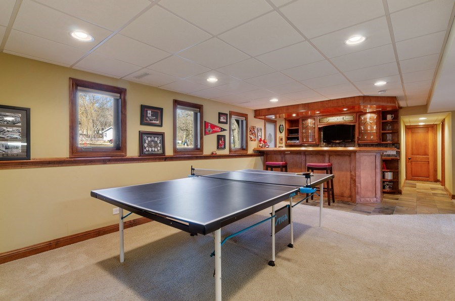 Real Estate Photography - 1065 N. Harrison Street, Algonquin, IL, 60102 - Basement