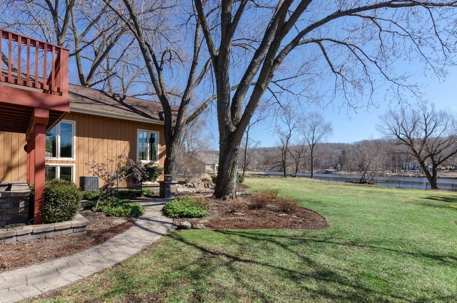 Real Estate Photography - 1065 N. Harrison Street, Algonquin, IL, 60102 - Back Yard