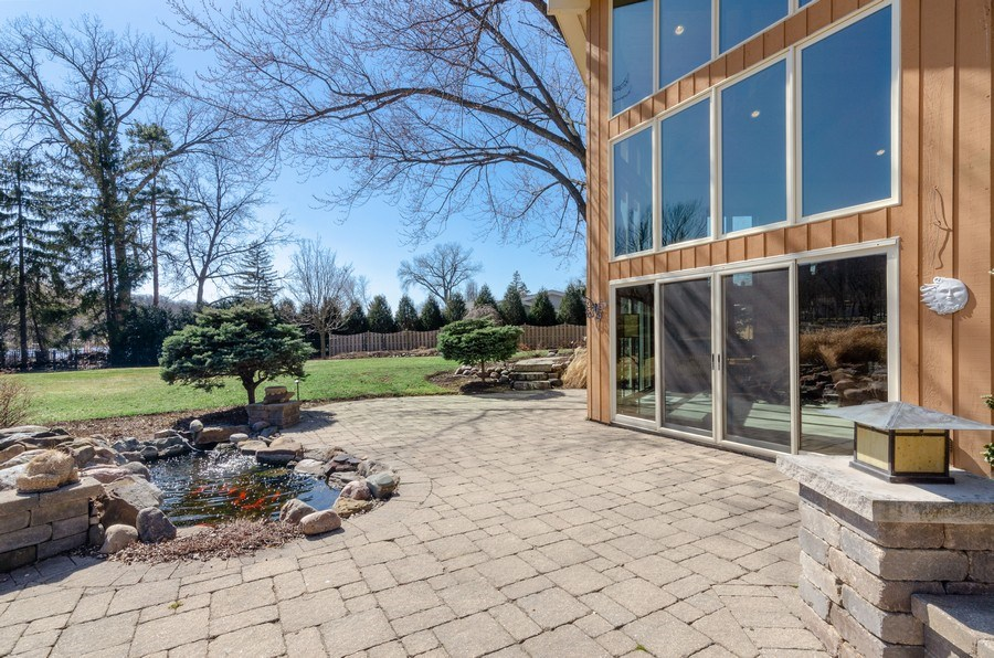 Real Estate Photography - 1065 N. Harrison Street, Algonquin, IL, 60102 - Patio