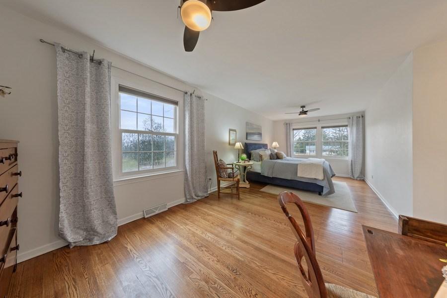 Real Estate Photography - 301 Fox Hunt Trail, Barrington, IL, 60010 - Master Bedroom
