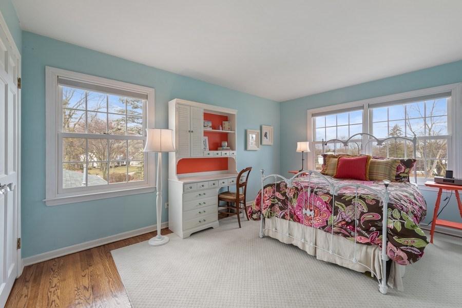 Real Estate Photography - 301 Fox Hunt Trail, Barrington, IL, 60010 - 4th Bedroom