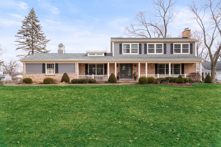 Real Estate Photography - 301 Fox Hunt Trail, Barrington, IL, 60010 - Front View