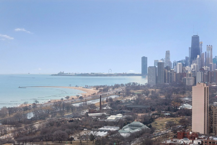 Real Estate Photography - 2626 N. LAKEVIEW Avenue, Unit 4108-06, Chicago, IL, 60614 - Location 32