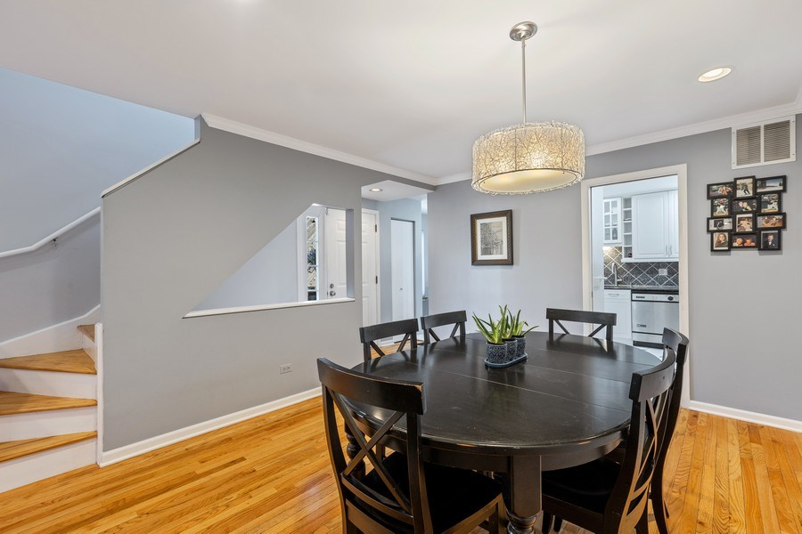 Real Estate Photography - 1810 N Fremont Street, Unit 12, Chicago, IL, 60614 -