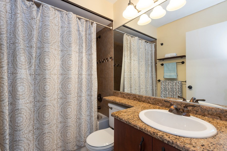 Real Estate Photography - 1810 N Fremont Street, Unit 12, Chicago, IL, 60614 - Bathroom