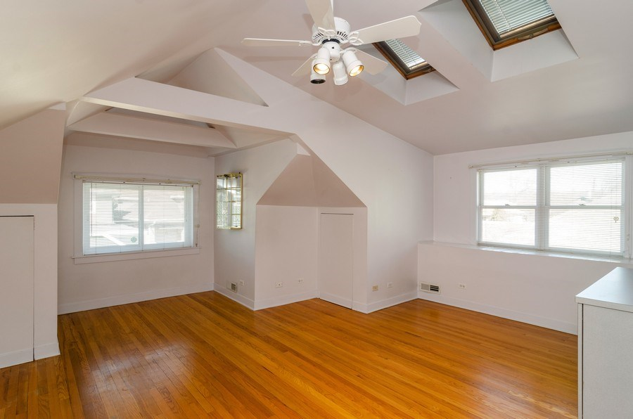 Real Estate Photography - 4506 N. Richmond Street, Chicago, IL, 60625 - Master Bedroom