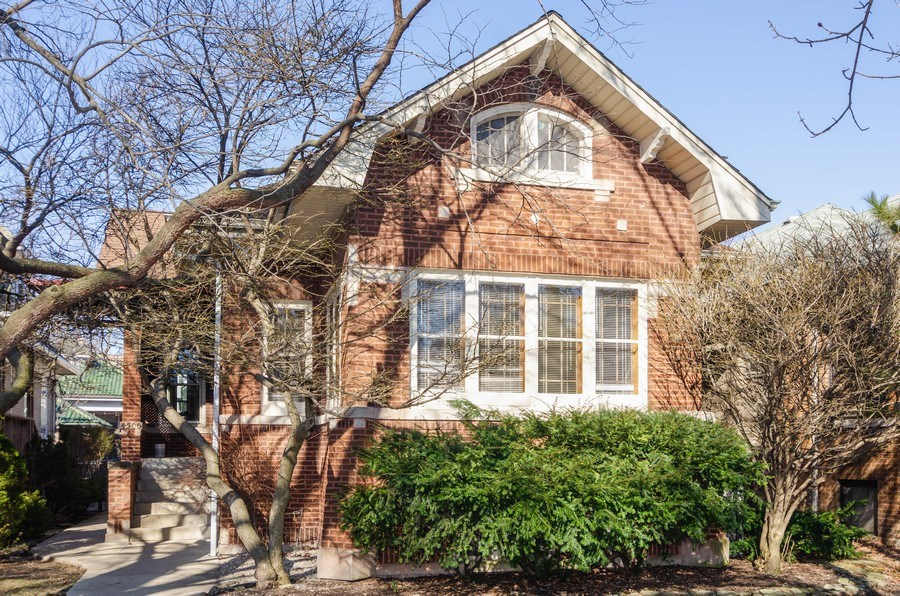 Real Estate Photography - 4506 N. Richmond Street, Chicago, IL, 60625 - Front View