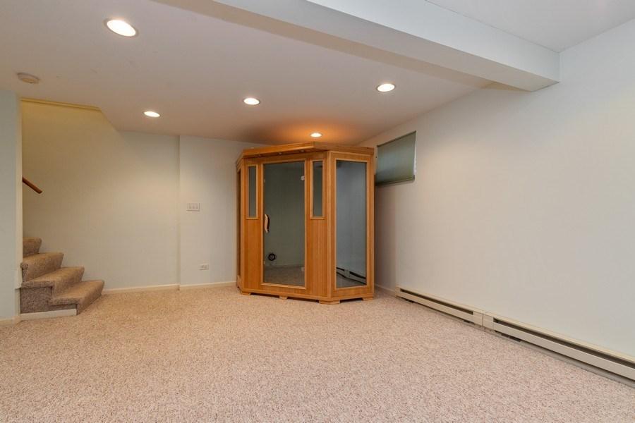 Real Estate Photography - 4980 Oak Ln, Gurnee, IL, 60031 - Basement