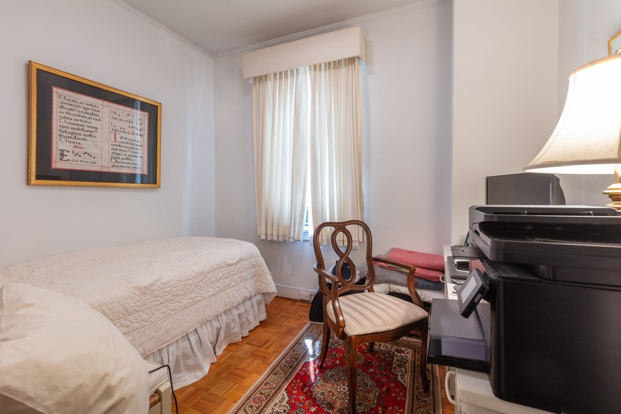 Real Estate Photography - 210 E. Pearson Street, Unit 2A, Chicago, IL, 60611 - Bedroom