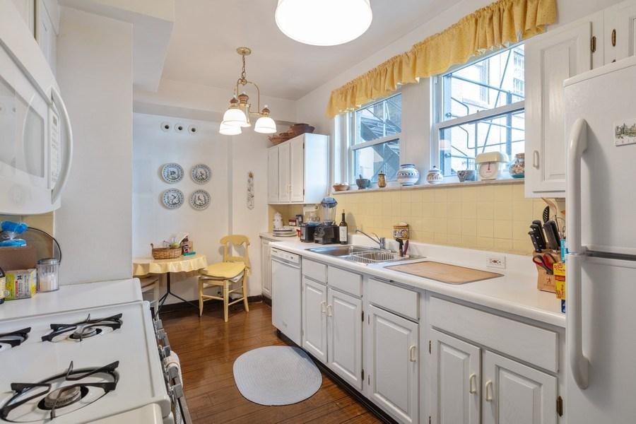 Real Estate Photography - 210 E. Pearson Street, Unit 2A, Chicago, IL, 60611 - Kitchen