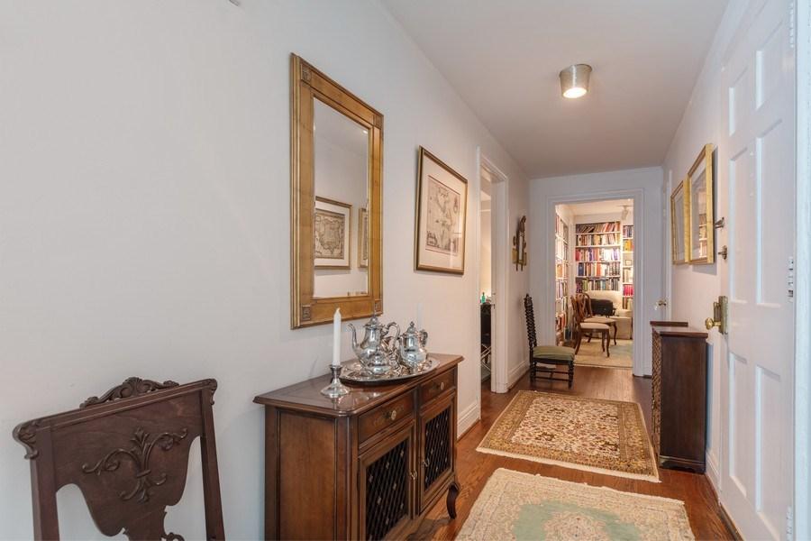 Real Estate Photography - 210 E. Pearson Street, Unit 2A, Chicago, IL, 60611 - Hallway