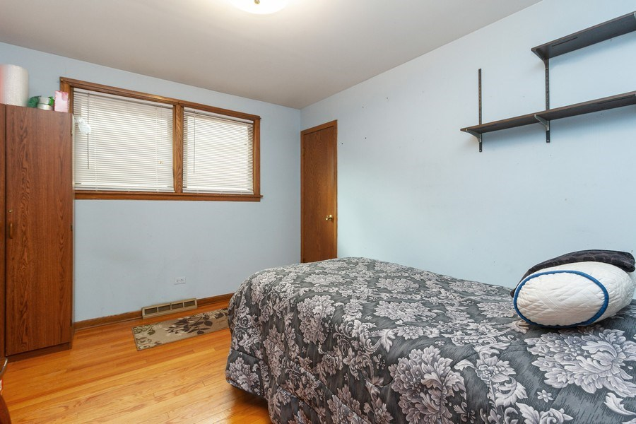 Real Estate Photography - 11116 S. Spaulding Avenue, Chicago, IL, 60655 - 3rd Bedroom