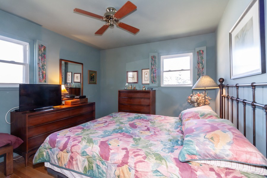 Real Estate Photography - 6613 Briargate Drive, Downers Grove, IL, 60516 - Master Bedroom