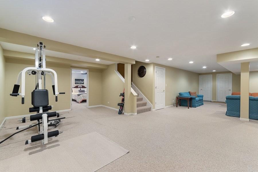 Real Estate Photography - 624 Bailey Dr, Batavia, IL, 60510 - Basement